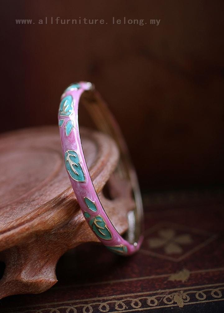 YN-6584	Deciduous wind bangle 落叶随风手..