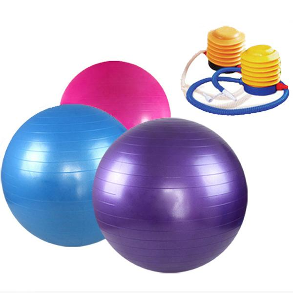 Exercise Ball 75cm Anti Burst: Yoga Ball Exercise Ball Anti Burst G (end 5/17/2020 7:25 PM