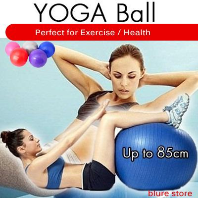 Yoga Ball Gym Ball Fitness - Anti Burst High Resistant FREE PUMP!!!