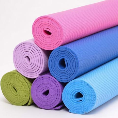 Yoga Mat Exercise Martial Art Safety Floor Tatami Rubber
