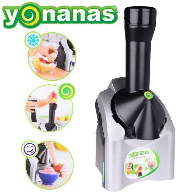 Yonanas Frozen Fruit Ice Cream Maker