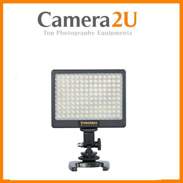New Yongnuo LED Video Light YN140 with Flash Light YN-140