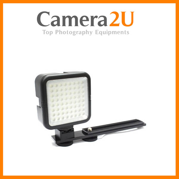 YongNuo SYD-0808 64 LED Video Light Digital Camera Camcorder SYD0808