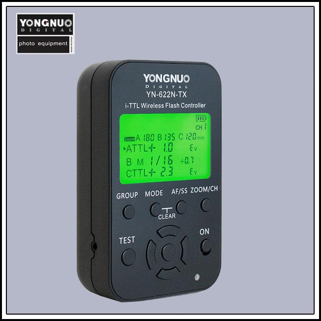 YongNuo YN-622-TX Nikon I TTL Wireless Flash Controller