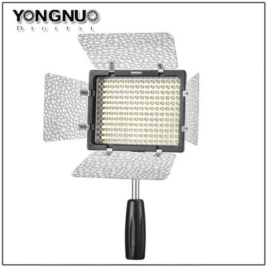 YongNuo YN160 III Pro LED Light 3200-5500K