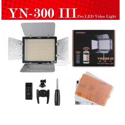 YONGNUO YN300 III LED Camera Video Light For camcorder Digital