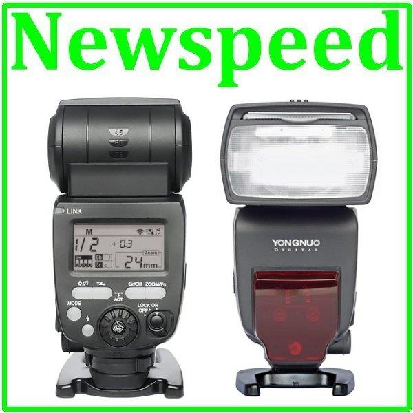 Yongnuo YN660 Speedlite Master Wireless Flash Light for Canon Nikon