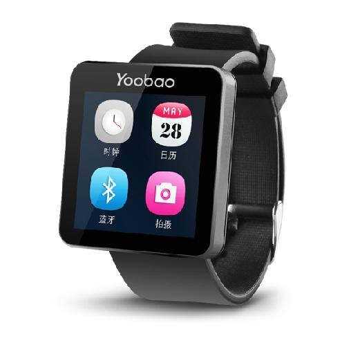 Yoobao YB-W1 Bluetooth Wireless SmartWatch for Android and iOS