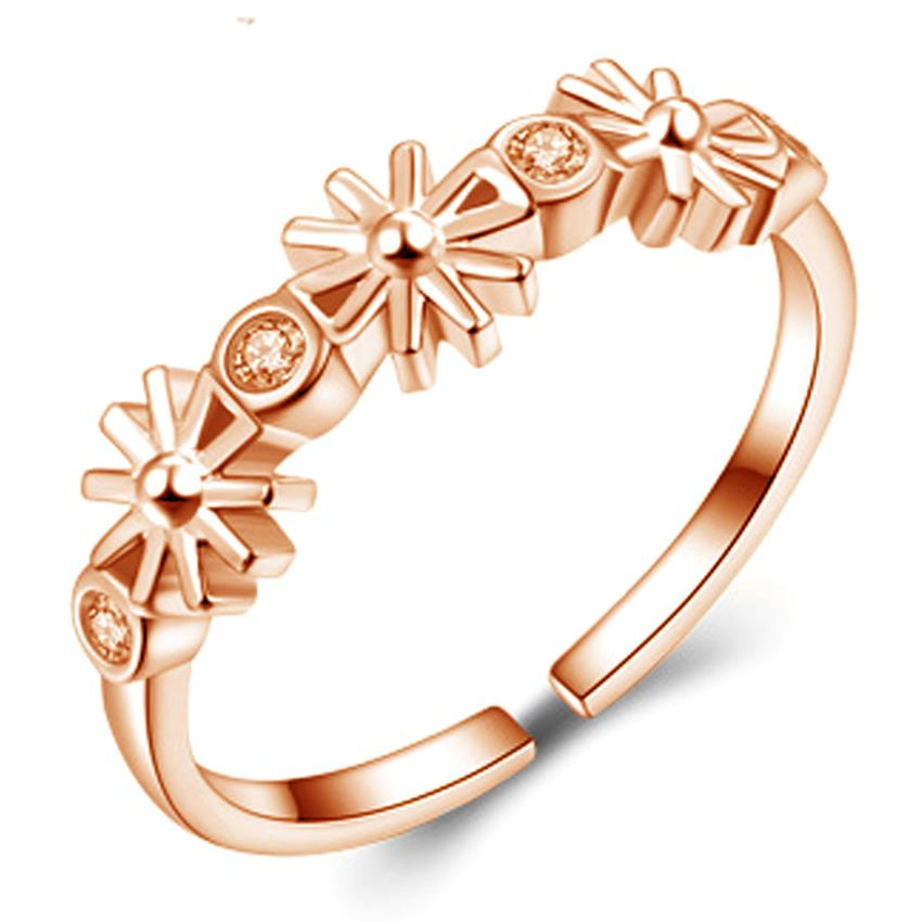YOUNIQBasic Korean Rosegold CZ Sun R end 382019 515 PM