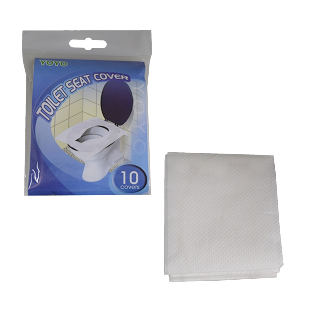 YSHoldings  10Pcs Portable toilet Seat Cover