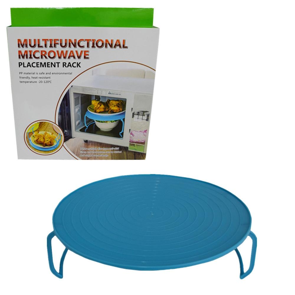 YSHoldings Multifunctional Microwave Placement Rack