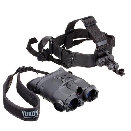 Yukon Viking 1x24 Night Vision Goggle Kit (WP-IR124D).