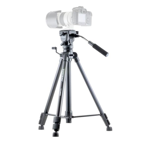YunTeng VCT-880RM Fluid Head Professional Video Tripod *NW