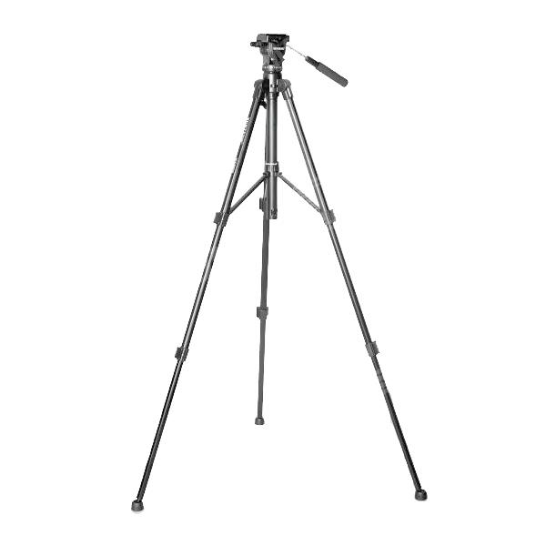 YunTeng VCT-880RM Fluid Head Professional Video Tripod *YT