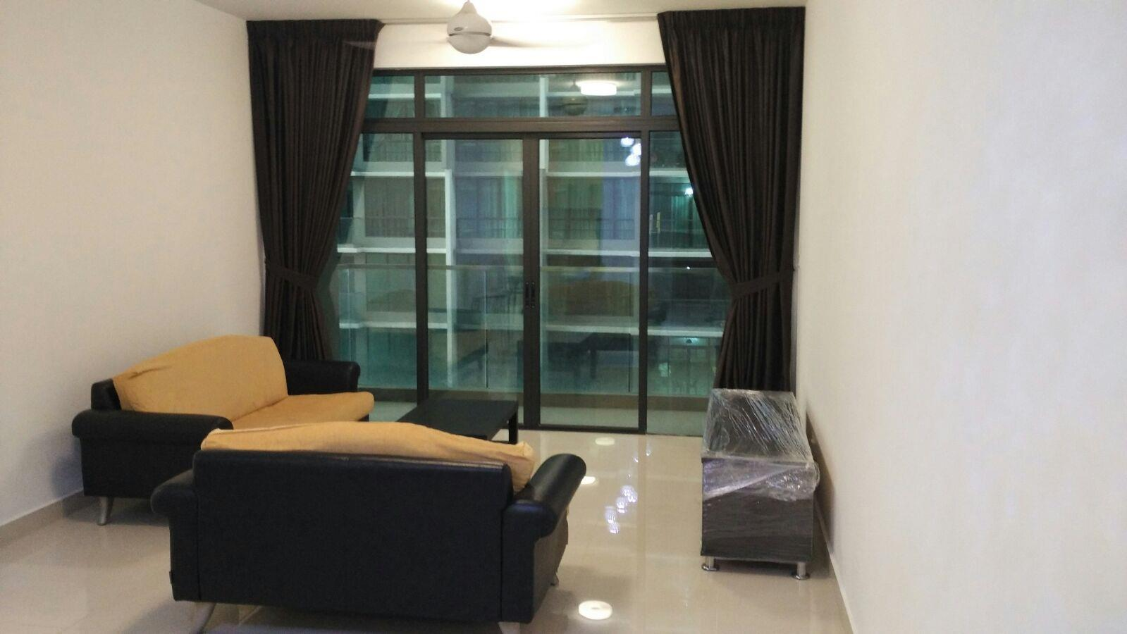 The Z Residence Condo For Rent, Fully Furnished, 2 Car Park, Bkt Jalil