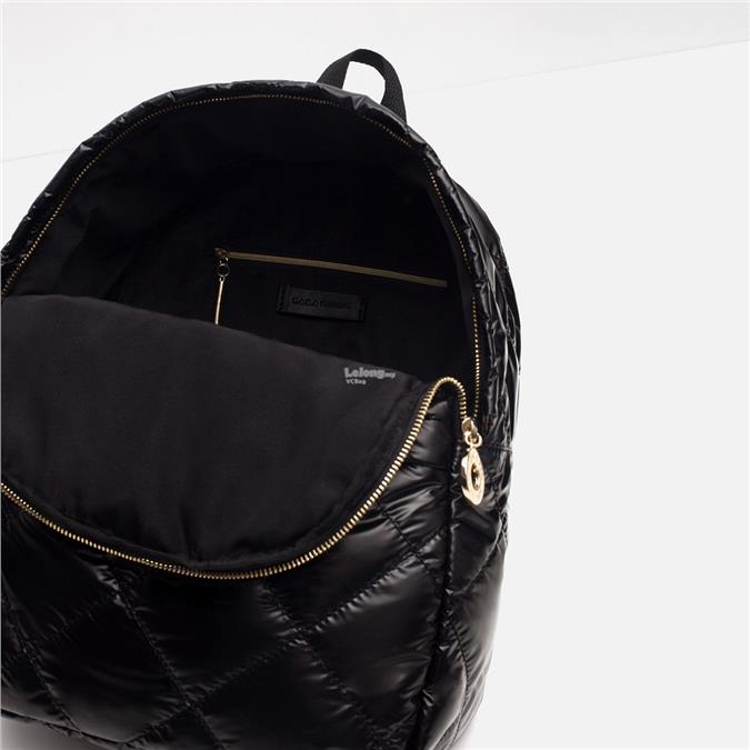 Zara Quilted Backpack (end 5/12/2018 6:15 PM) : quilted rucksack zara - Adamdwight.com