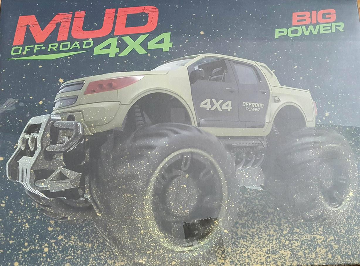 ZC RC Drives Mud Truck OffRoad 4x4 2.4G High Speed 1:14 Scale PROMO!