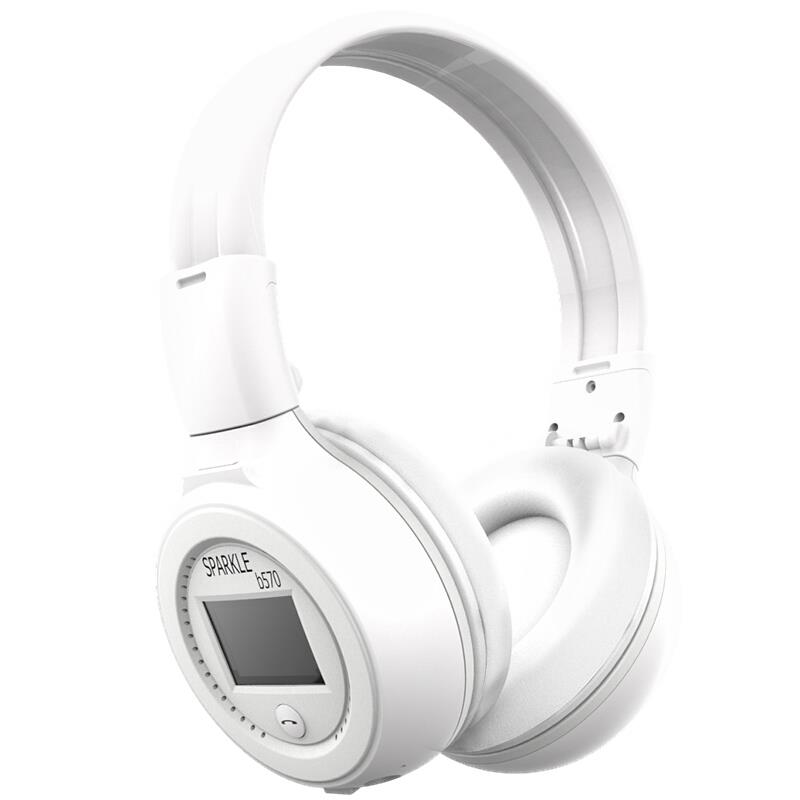 ZEALOT B570 HiFi EDR Stereo 3.0 Bluetooth Wireless Headphone FM Radio