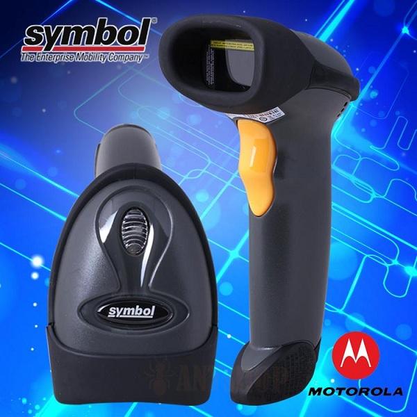 Zebra Motorola LS2208 Symbol Laser Barcode Scanner &Reader Wired POS