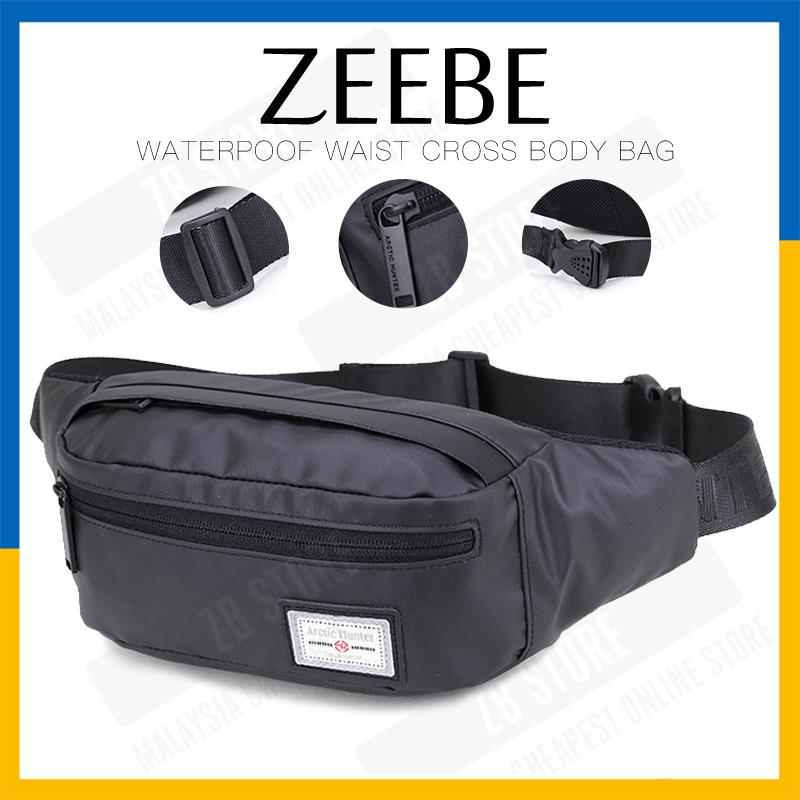 ZEEBE Cross Waist Sling Bag Chest Pac (end 4/2/2018 3:15 AM)