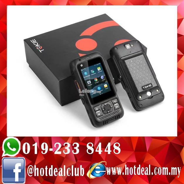 Zello F30 4G phone walkie talkie
