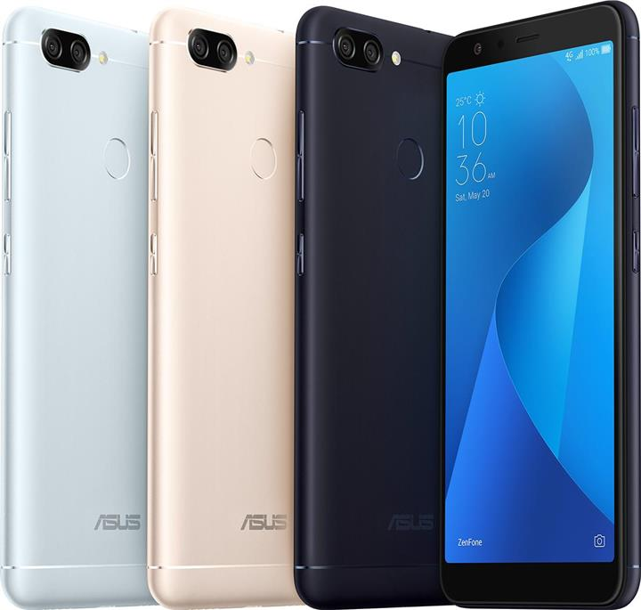Zenfone Max Plus (M1) ZB570TL  - Original by Asus Malaysia!