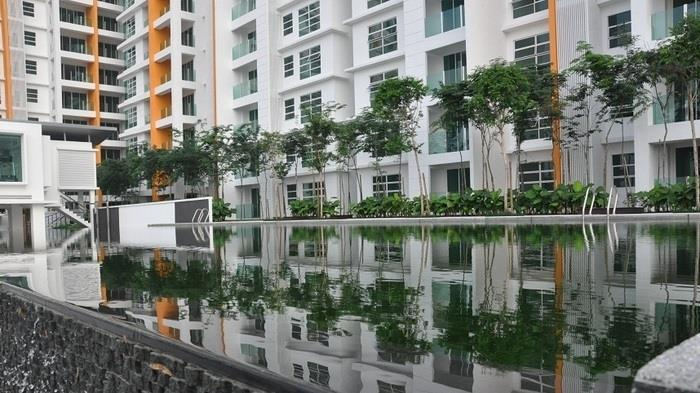The Zest Condo for sale, 2 Car Parks, Facing Green, Not LRT, Puchong