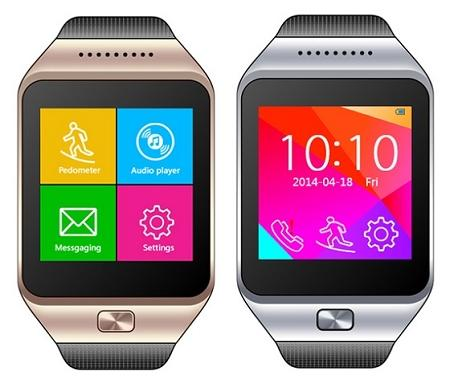 ZGPAX S28 Watch Phone Smart Bluetooh (WP-S28).