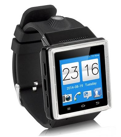 ZGPAX S6 Android 3G GPS Watch Phone + (WP-S6).