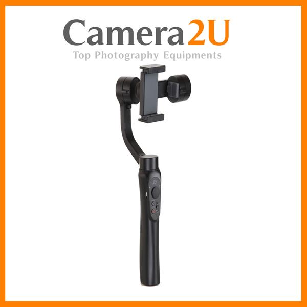 Zhiyun Smooth Q (Jet Black) Handheld Gimbal Stabilizer for Smarthphone