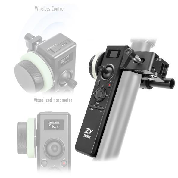 Zhiyun ZW-B03 Motion Sensor Remote Control with Follow Fucus Tunner