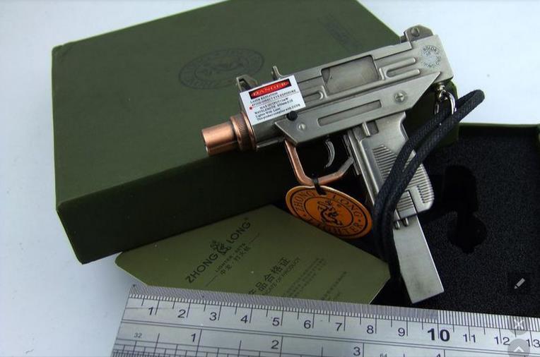 Zhong Long Mini Uzi Gun Shaped Windp End 372020 1215 Am