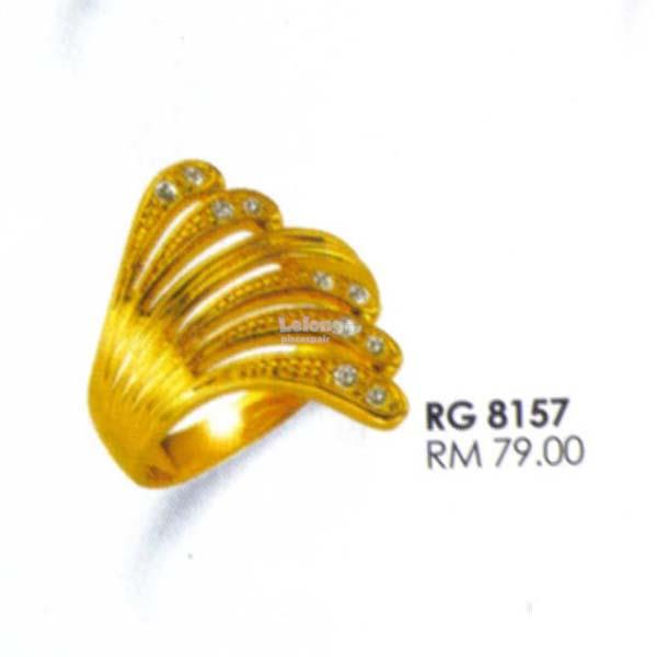 Zhulian Klassic Ladies Ring RG8157