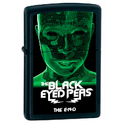 Zippo The Black Eyed Peas THE END