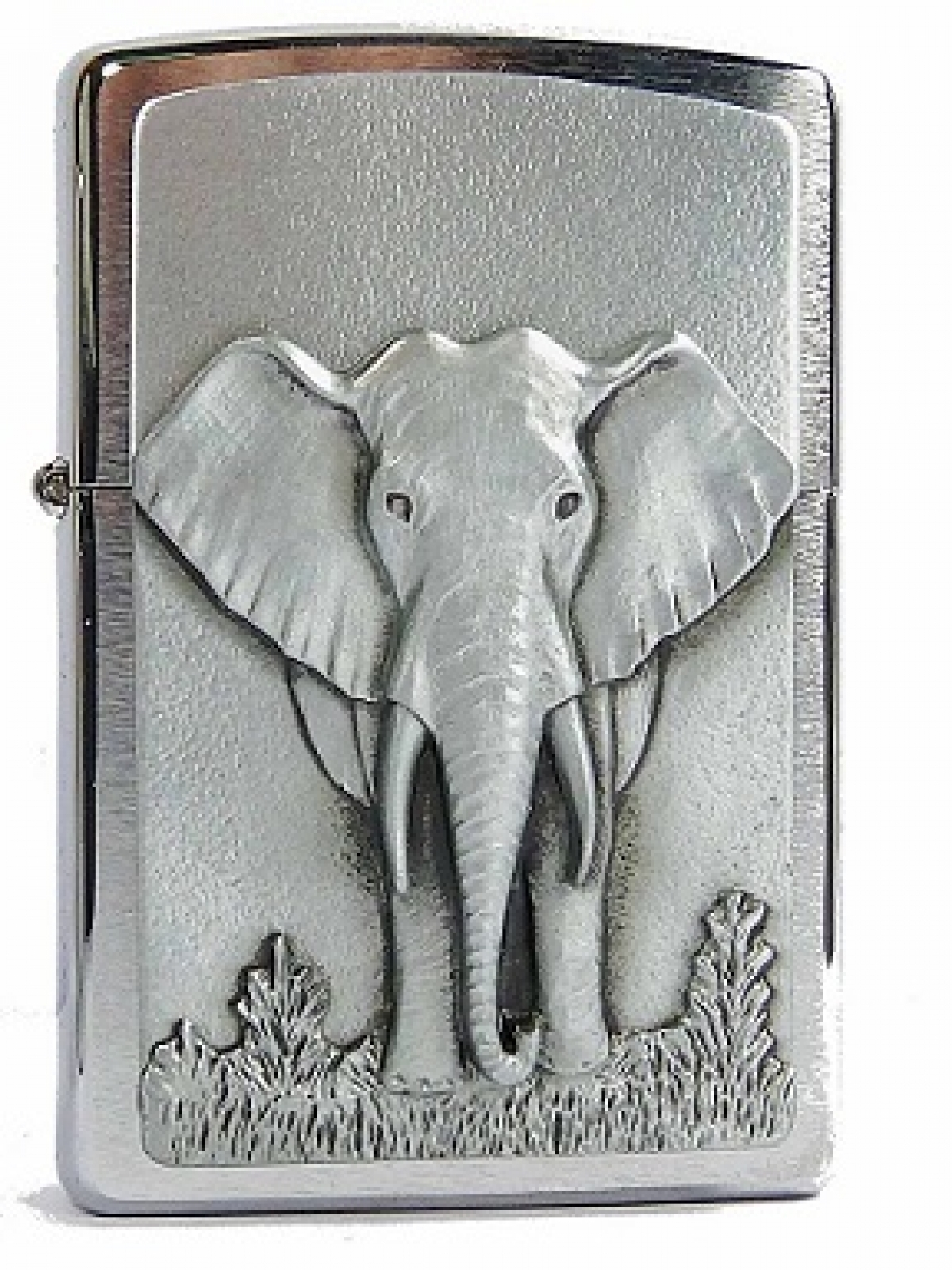 Zippo Lighter Elephant Limited Edition in Mirror Box