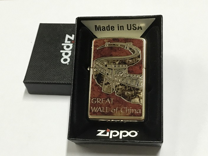 Zippo Lighter Great Wall of China (29244)