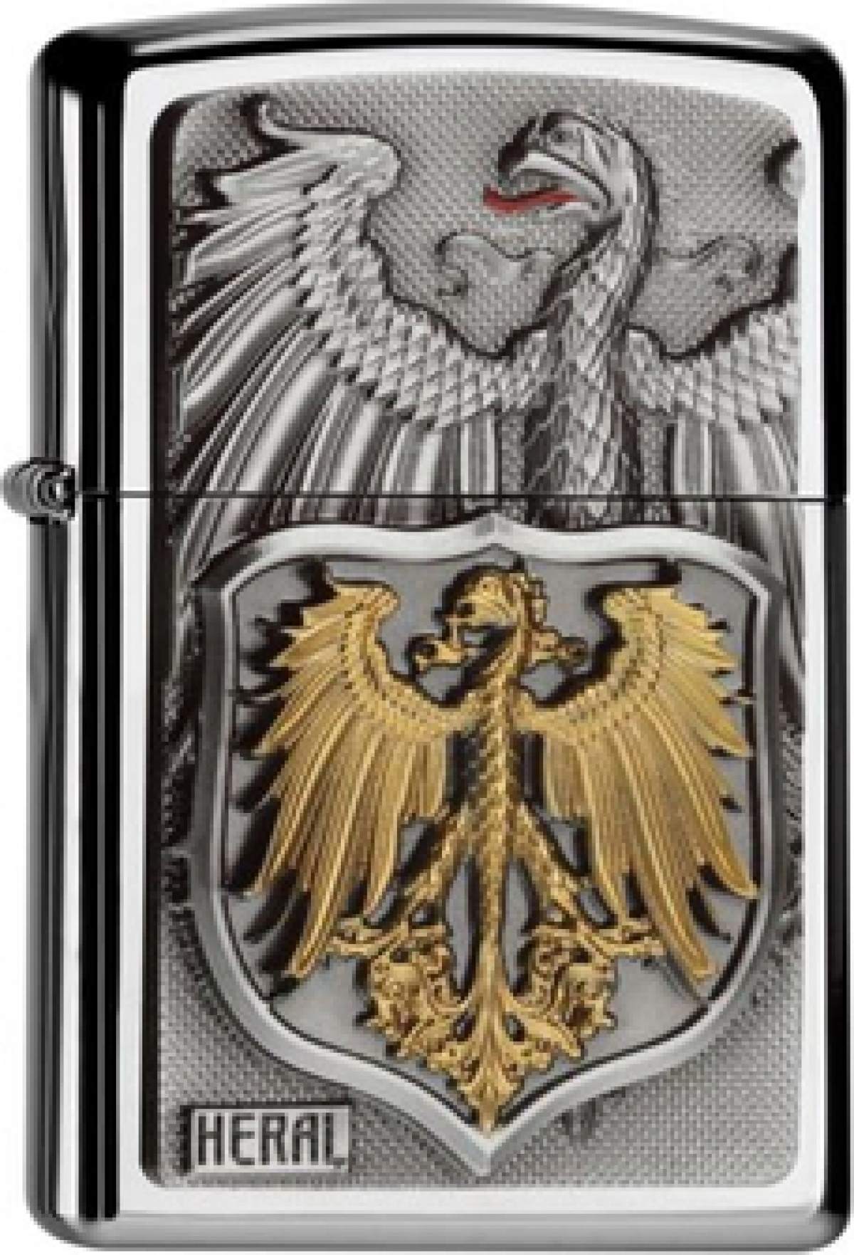 Zippo Lighter Heral arco limited Edition 2004555
