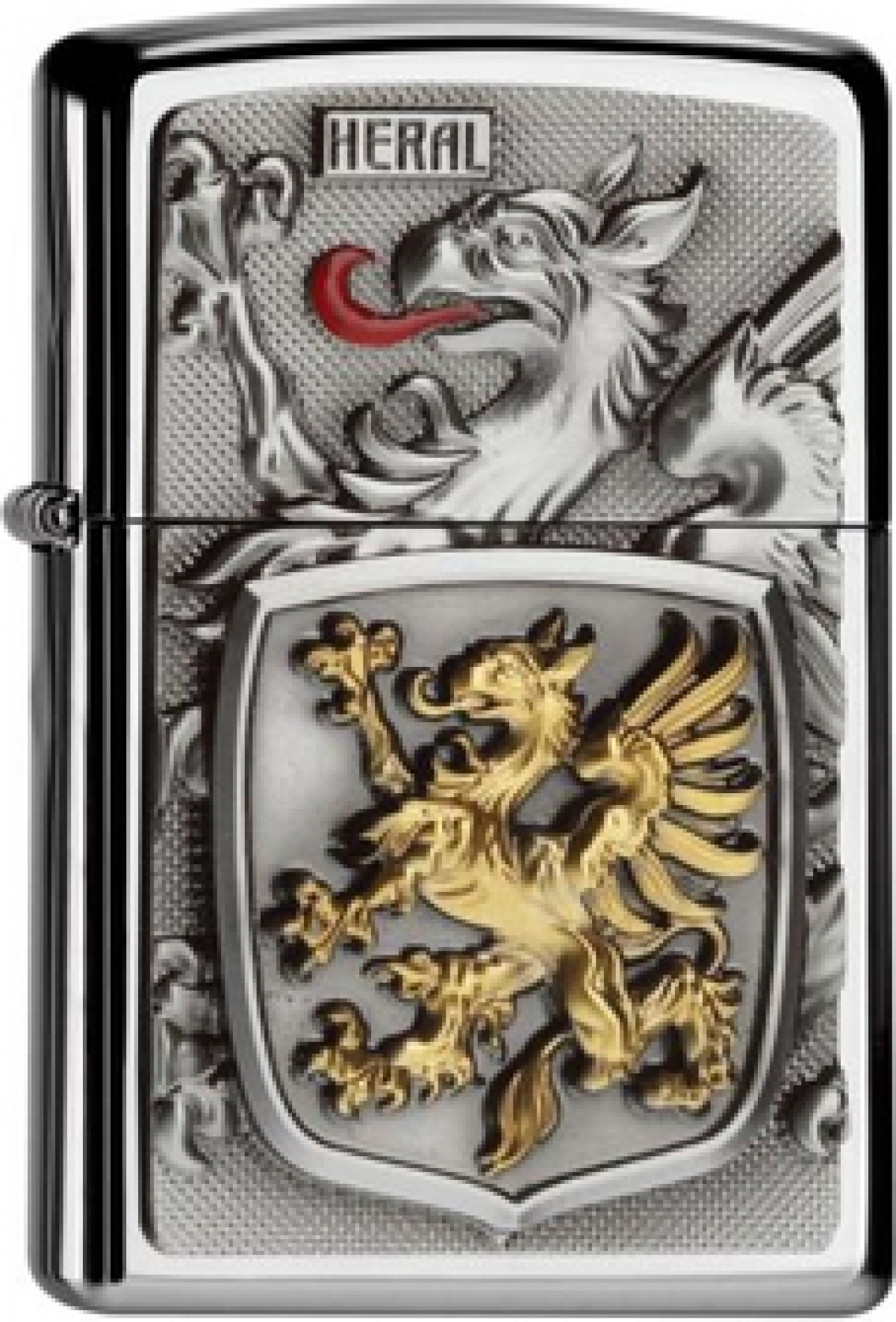 Zippo Lighter Heral Condaro Limited Edition 2004546
