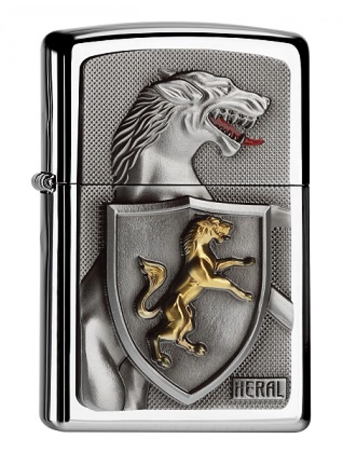 Zippo Lighter Heral Walo Limited Edition 2004540