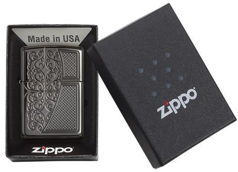 Zippo Lighter Old Royal Filigree (29498)