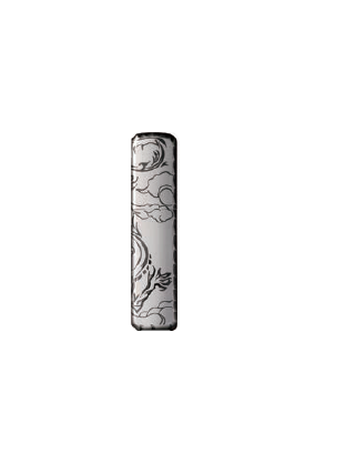 Zippo Lighter Silver dragon Out Of Clouds (ZBT-3-5A)