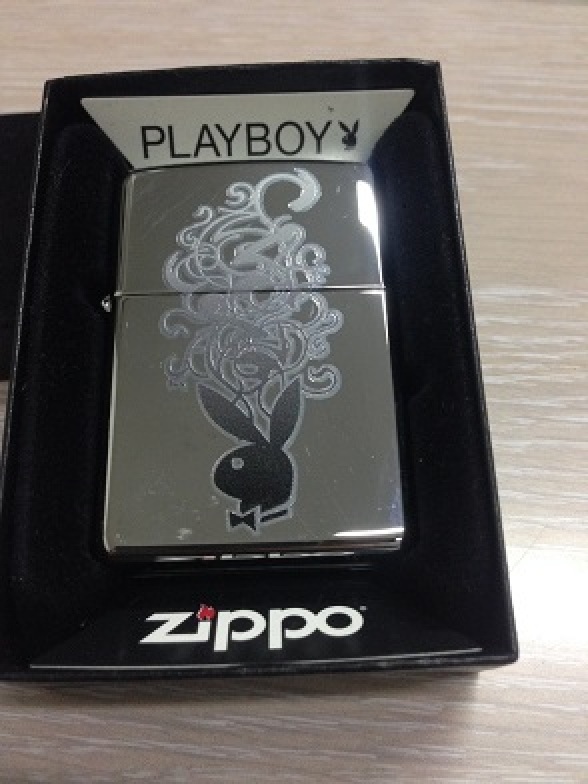 Zippo Pocket Lighter 2001960 250 Playboy