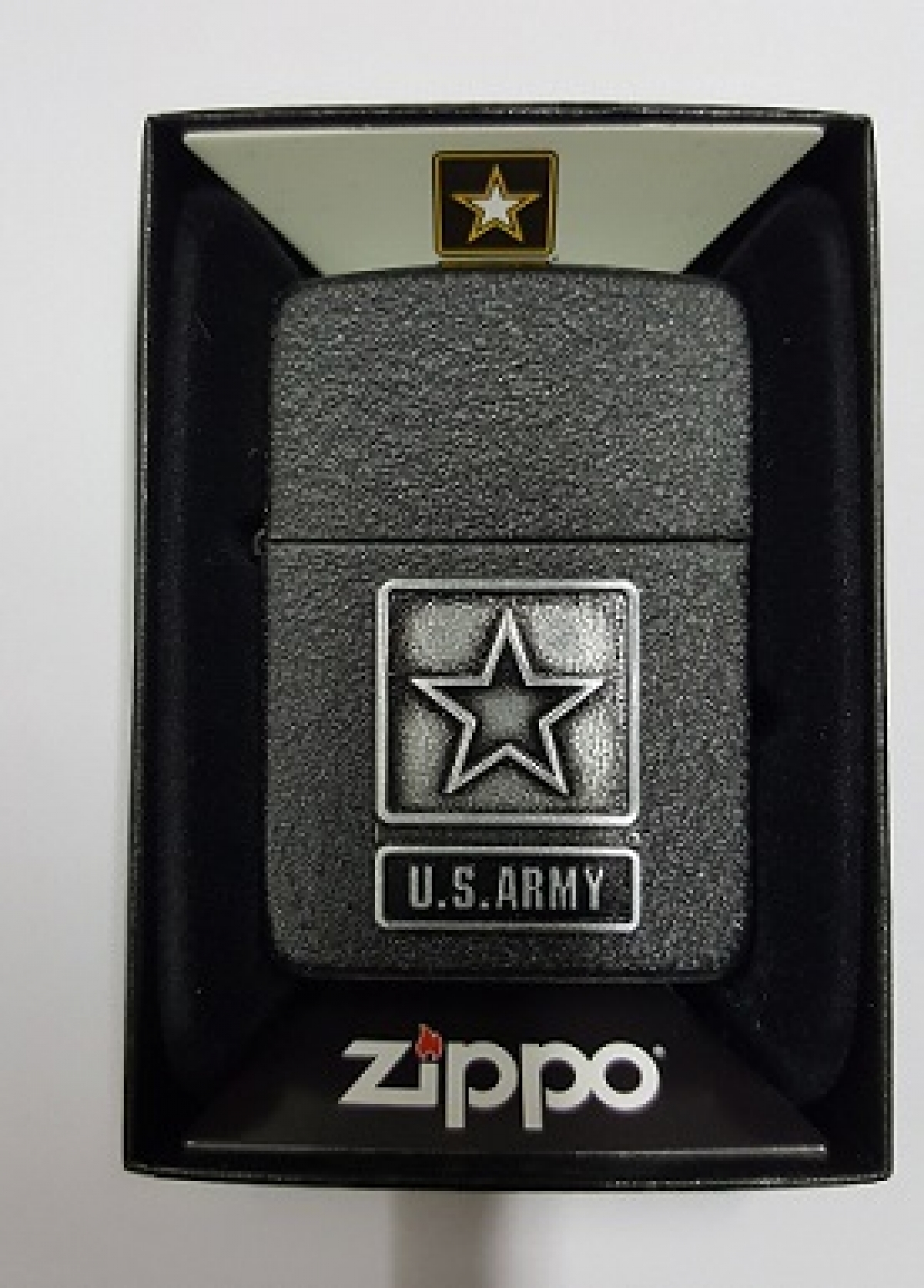 Zippo Pocket Lighter 2003872 US Army