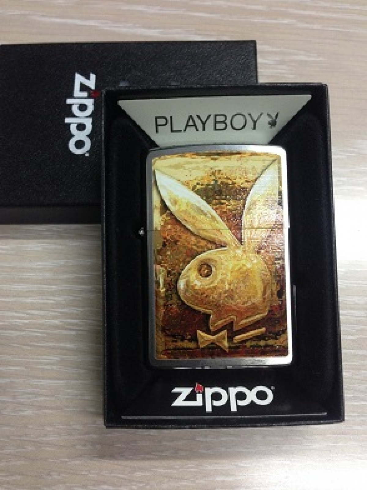 Zippo Pocket Lighter 2003939 200 Playboy