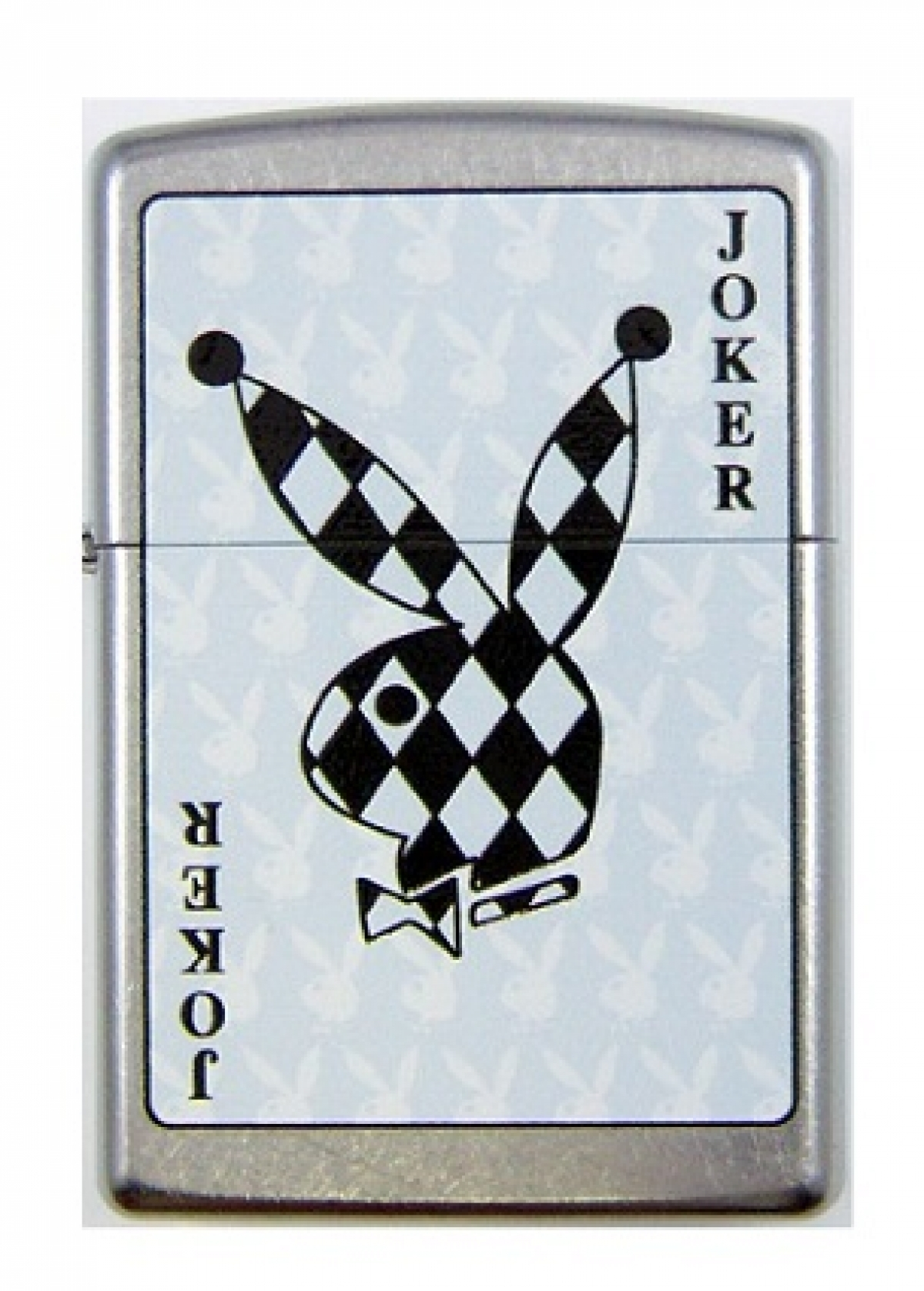Zippo Pocket Lighter 207 Playboy Joker