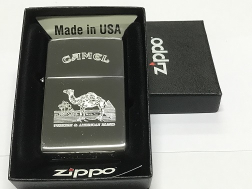 Zippo Pocket Lighter 260 camel turkish