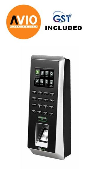 ZK F21-LITE/ID Fingerprint Door Access 2.4 inch Reader Controller
