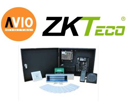 ZK Software C3-200 PKG 2 Door Network Access Controller with Time Atte