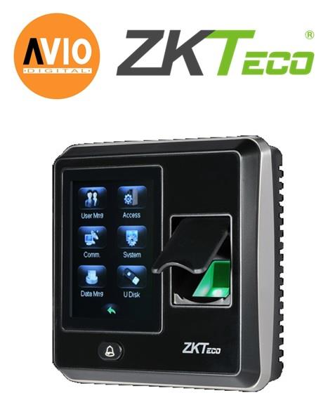 ZK Software SF300/ID(B) Fingerprint Door Access Reader with Time Atten
