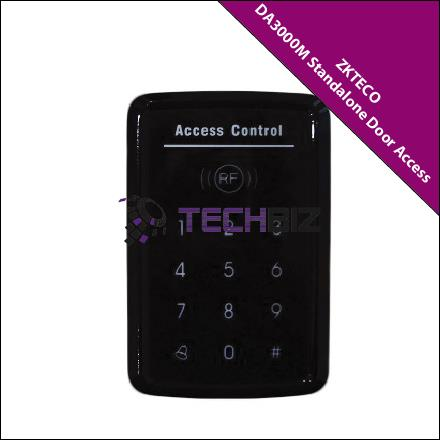 ZKTeco DA3000M Standalone Door Access Controller(Touch Panel)